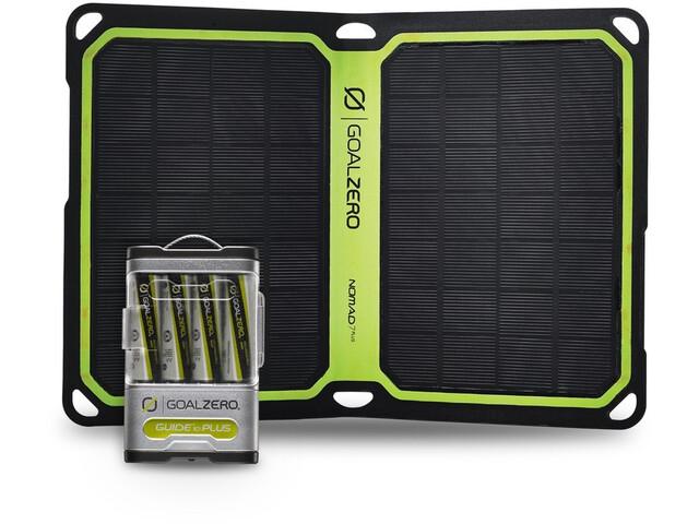 Goal Zero Guide 10 Plus Kit Solar Nomad7+, silver